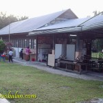 canteen roof