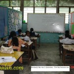 old classroom expanded