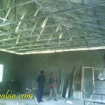 new building roofing