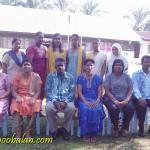 The school staff