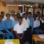 Students sitting for UPSR this year