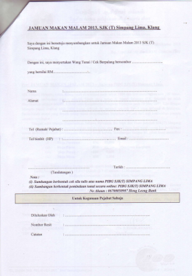 SJKT Simpang Lima Charity Dinner 2013 Letter Page 2